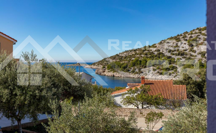 Rogoznica properties – Modern apartment villa with sea view, for sal (9)