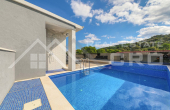 Modern villa with swimming pool in an attractive location with sea view (5)