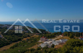 Sutivan Brac properties – Villa with swimming pool under construction, with beautiful sea view, for sale (2)
