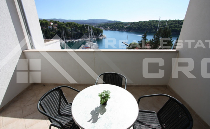 Brac properties-One bedroom apartment with sea view, for sale, Milna