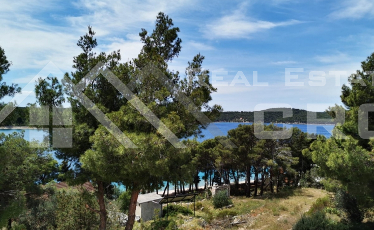 Three bedroom apartment with beautiful sea view, for sale, Milna, Brac island