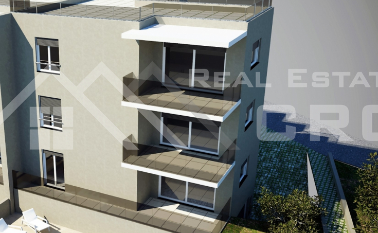 Newly built Penthouse with sea view, for sale (5)