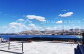 CI756, Real Estate Ciovo - Newly built Penthouse with sea view, for sale