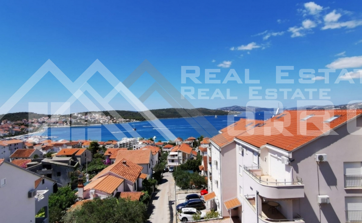 Two bedroom apartment under construction with sea view (2)