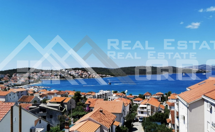 Two bedroom apartment under construction with sea view (3)