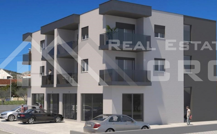 Smart two bedroom apartments under constructions, town of Trogir (6)