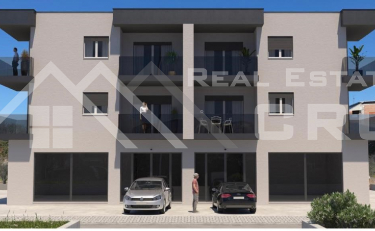 Trogir properties - Smart two bedroom apartments under constructions, town of Trogir, for sale
