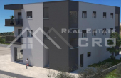 Smart two bedroom apartments under constructions, town of Trogir (7)