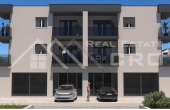 Smart two bedroom apartments under constructions, town of Trogir (8)