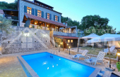Stone villa with swimming pool in the center of Vrlika, for sale (11)