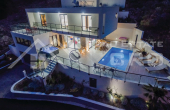 Wonderful villa with swimming pool and magnificent sea view (3)