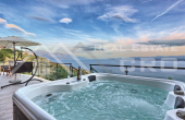 Wonderful villa with swimming pool and magnificent sea view (4)