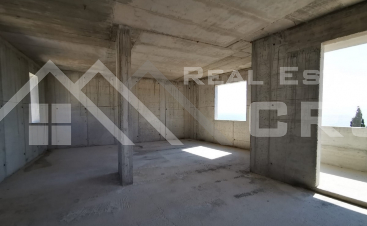Object under construction with beautiful sea view, for sale (3)