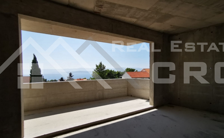 Object under construction with beautiful sea view, for sale (4)