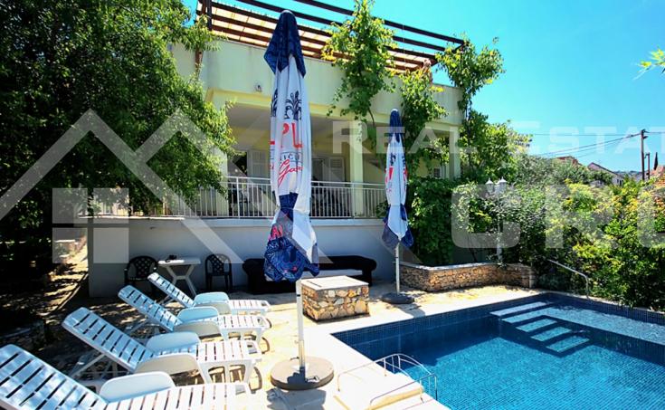 House with a beautiful sea view for sale, Sutivan, Brac island