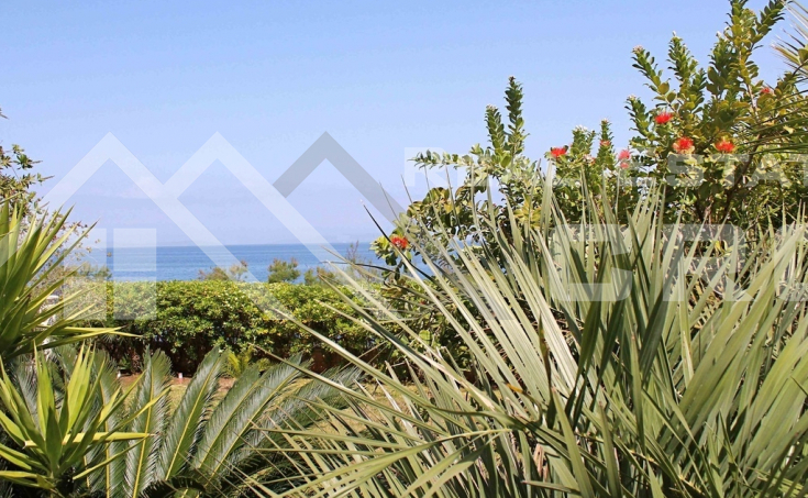 Luxurious villa with a swimming pool in the first line to the sea for sale, Brac island (8)
