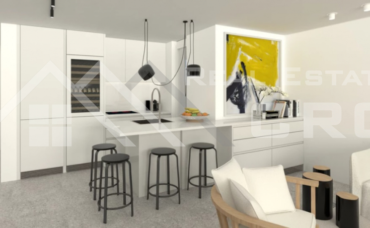 Luxurious apartments under construction in an attractive location on Vis Island (10)