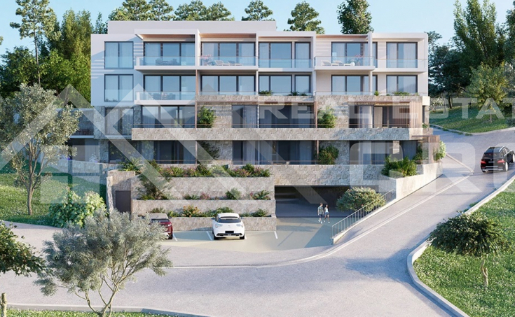 Vis properties – Luxurious apartments under construction in an attractive location on Vis Island, for sale