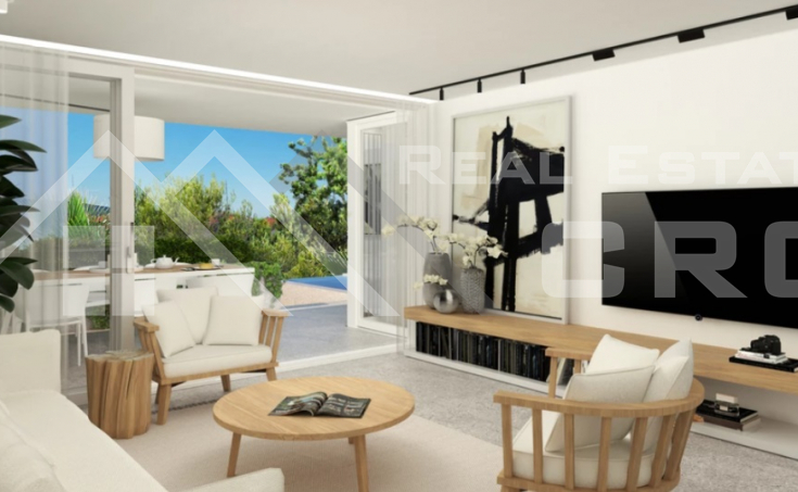 Luxurious apartments under construction in an attractive location on Vis Island (9)