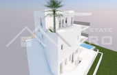 Luxurious villa under construction with beautiful sea view (2)