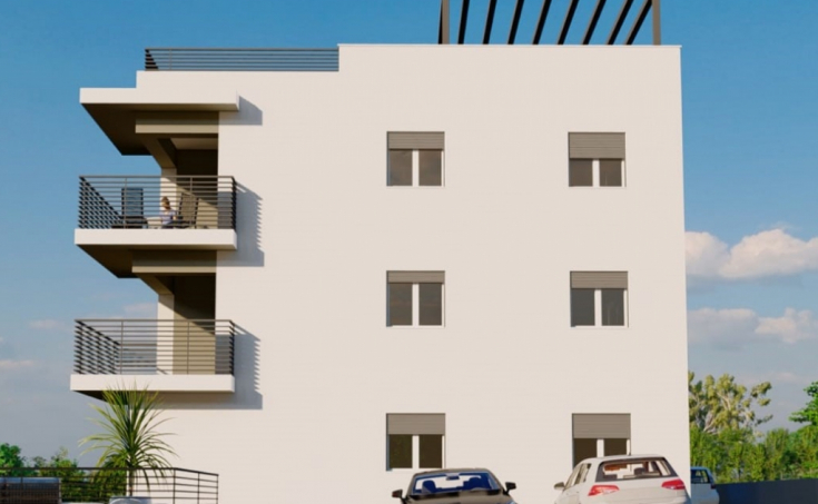 Apartments under construction with beautiful sea view (10)