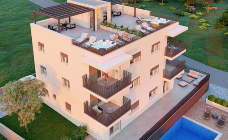 Apartments under construction with beautiful sea view (6)