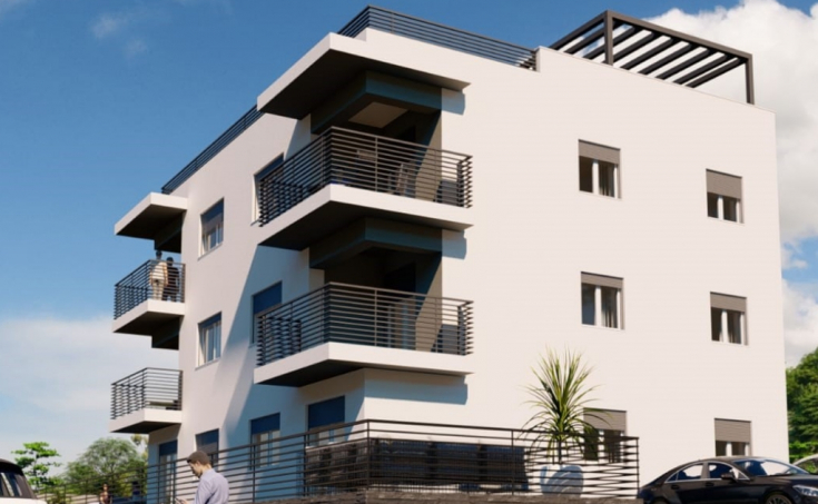 Apartments under construction with beautiful sea view (8)