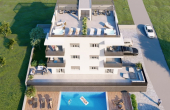 Apartments under construction with beautiful sea view (1)