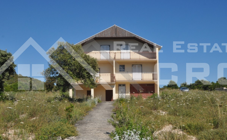 House in the first row to the sea for sale, vicinity of Rogoznica (5)