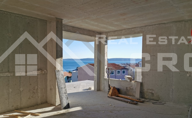 Newly built two-bedroom apartment with wonderful sea view, for sale, Ciovo Isla (5)