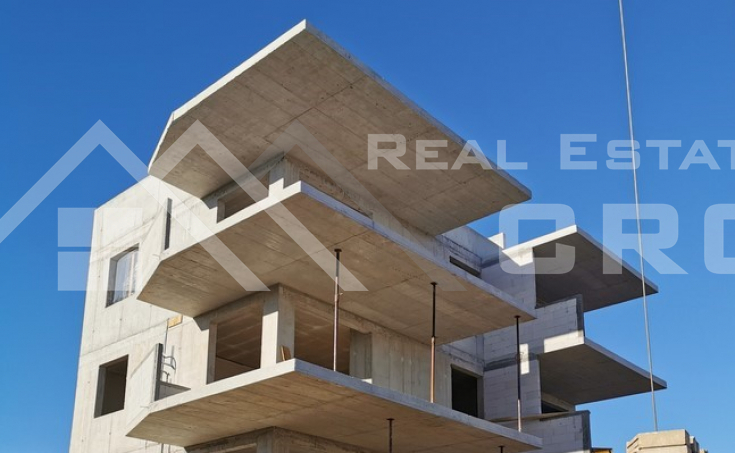 Newly built two-bedroom apartment with wonderful sea view, for sale, Ciovo Isla (6)