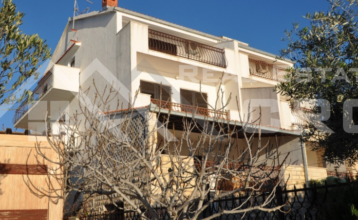 Semi-detached house in the first row to the sea (3)