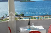 Apartment house with sea view,  attractive location, close to Rogoznica (1)