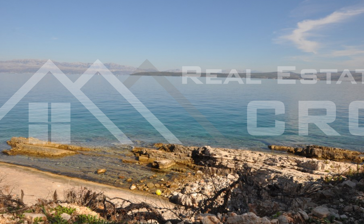 Building land with wonderful sea view, for sale, Solta island (1)
