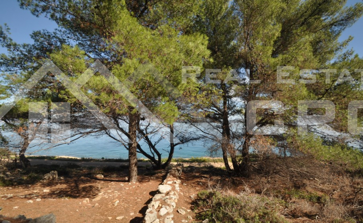 Building land with wonderful sea view, for sale, Solta island (7)