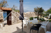 House in the first line to the sea for sale, Brac island (10)