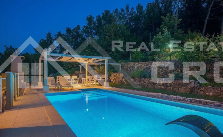Modern villa with swimming pool in Split hinterland, for sale (6)