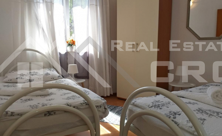 Wonderful house in the first row to the sea in Rogoznica, for sale (1)