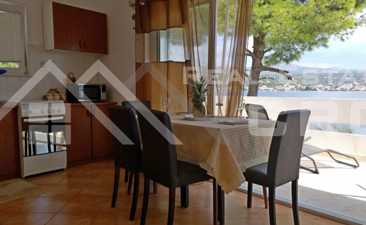Wonderful house in the first row to the sea in Rogoznica, for sale (7)