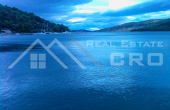 Building land with sea view, close to Trogir, for sale (1)