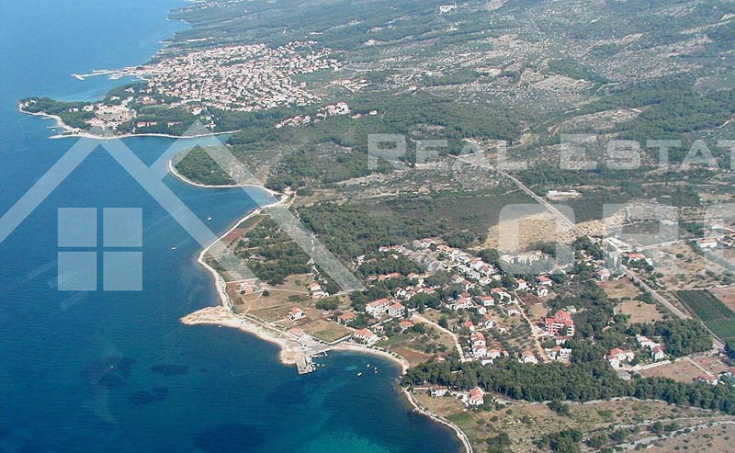 Farmland with a sea view for sale, the island of Brac