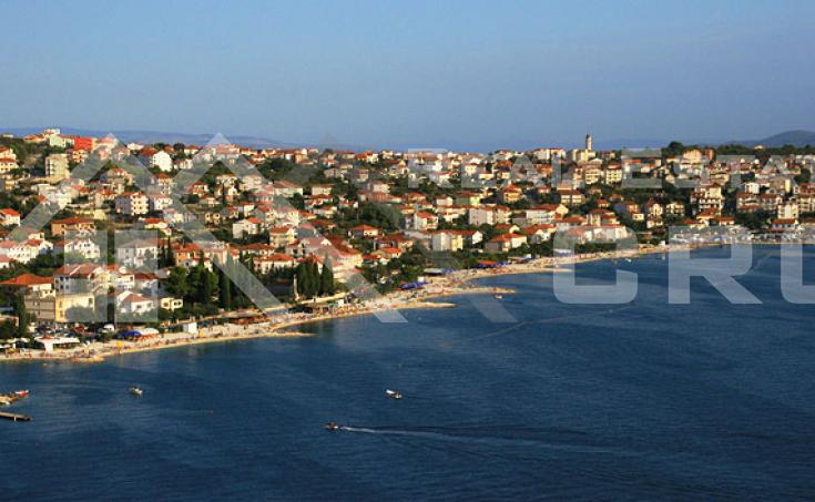 Nekretnine Čiovo - Dvosobni stanovi u izgradnji s pogledom na more, na prodaju