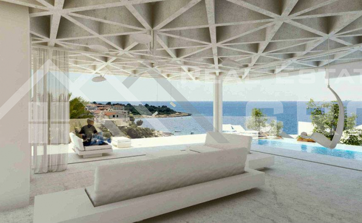 masterpiece of modern architecture in the first row to the sea for sale (9)