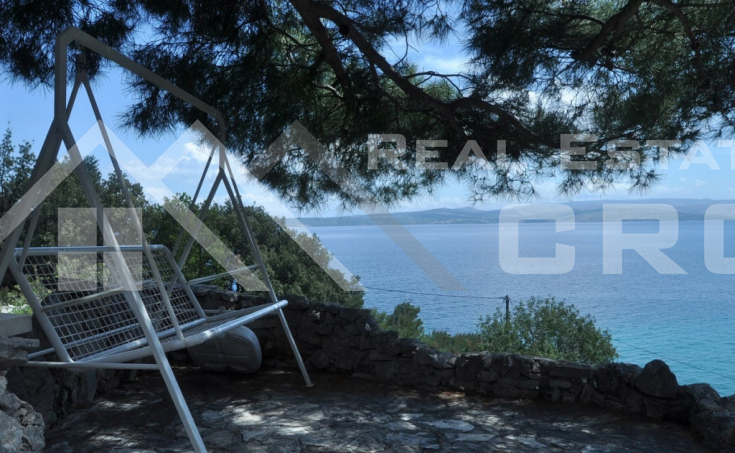 Solta properties – House in peaceful bay with sea view, for sale, Solta Island