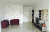 Ciovo properties - Apartment with a garden and sea view, for (4)
