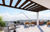 Luxury penthouse with sea view under construction, for sale (3)