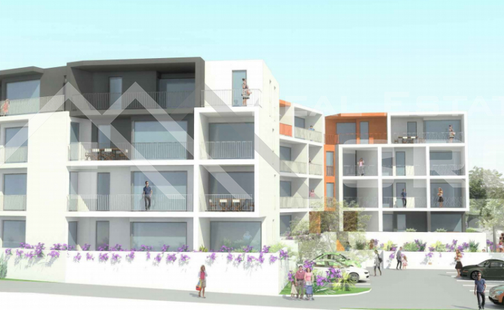 Apartments under construction  with sea views in a great location, for sale (4)