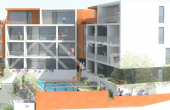 Apartments under construction  with sea views in a great location, for sale (1)