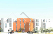 Apartments under construction  with sea views in a great location, for sale (5)