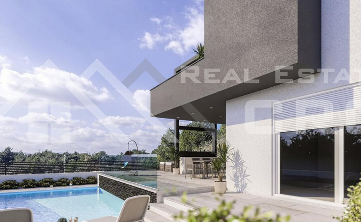Modern villa with a pool in an attractive location, for sale (5)